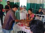 Jelang Operasi, Rudin Duha Penderita Tumor Mata Butuh Transfusi Darah