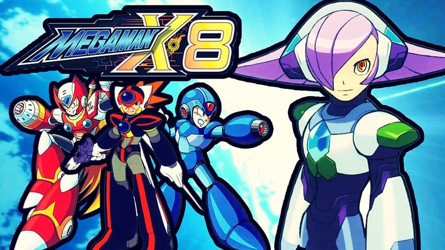 Tải Megaman X8 (2004) bản chuẩn dành cho PC