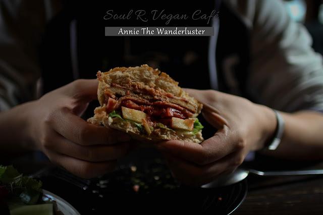純素餐廳Soul R. Vegan Café 靈魂餐廳