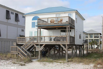 Gulf Shores Beach House For Sale