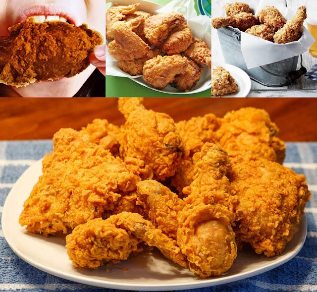 أحلى وأسهل طريقة لعمل بروستيد الدجاج بطريقة سهلة وسريعة في المنزل!