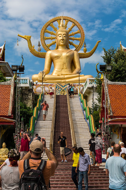 КОХ САМУИ, Таиланд Большой будда