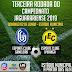 Terceira rodada do Campeonato Jaguarariense de Futebol 2019 acontece neste domingo (02)
