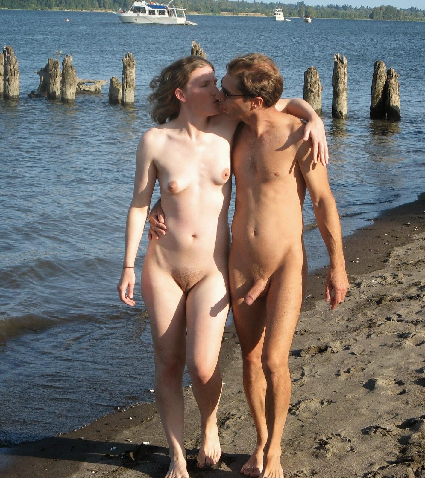 horny beach