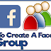 Creating A Group On Facebook