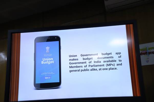 Launch-of-Union-Budget-Mobile-App