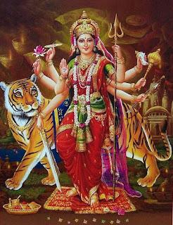 Devi Aparadha Kshama Stotram
