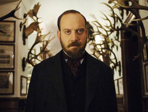 El inspector jefe Walther Uhl en El ilusionista - Cine de Escritor