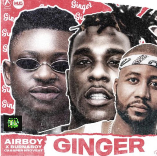 Airboy Ginger Ft Burna Boy & Cassper Nyovest mp3 download teelamford