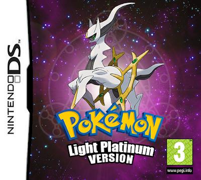 Pokemon Light Platinum DS NDS ROM Download