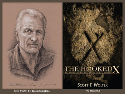 Scott Wolter. The Hooked X. America Unearthed. Knights Templar. by Travis Simpkins