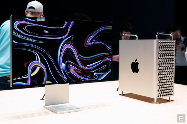 New Mac Pro, iPadOS, and iTunes isn't dead yet
