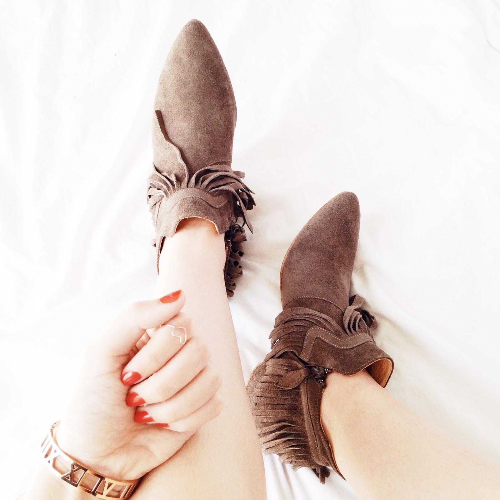 贝伦尼斯靴子