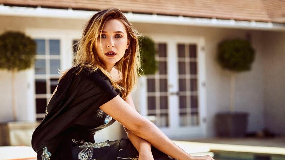 Elizabeth Olsen, Photoshoot, 4K, #4.2533