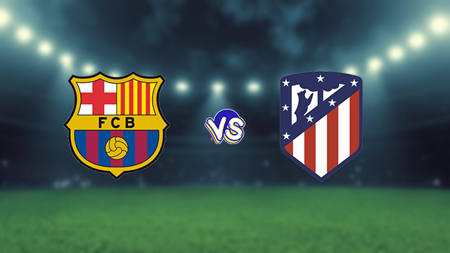 نتيجة مباراة برشلونة واتليتكو مدريد اليوم 02-10-2021 في الدوري الاسباني