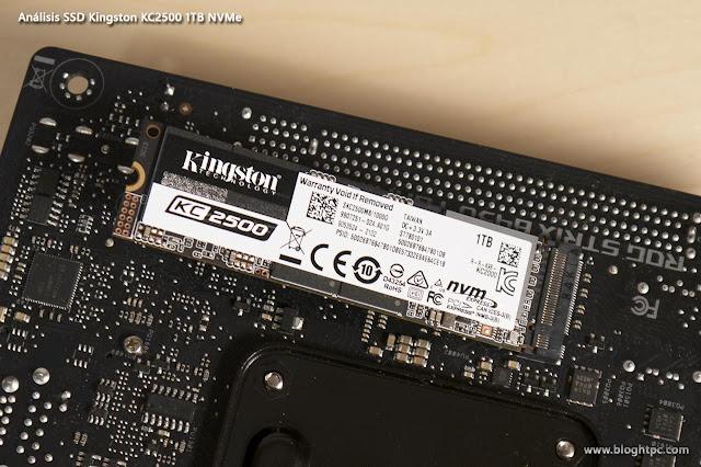 KINGSTON KC2500 1TB