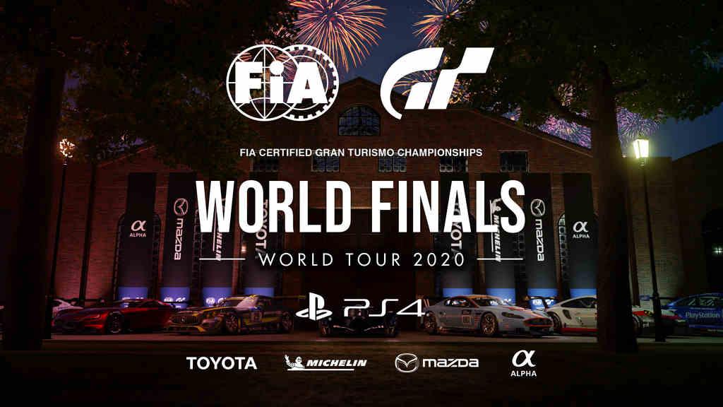 As Finais Mundiais do 'FIA Gran Turismo Championships' 2020 Series serão transmitidas neste fim de semana (19-20 de dezembro)