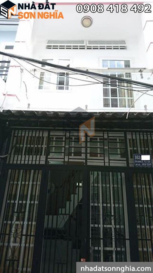 Bán nhà đường Bùi Quang Là