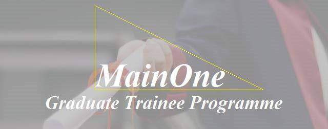 MainOne Graduate Trainee Program 2021 for Young Nigerian Graduates
