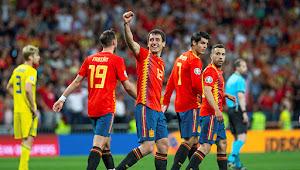 Prediksi Skor Spanyol vs Rumania 19 November 2019