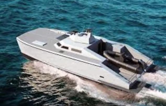 Gambar spesifikasi produk Tank Boat X18 Dari Banyuwangi Indonesia
