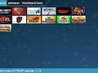 Download Emulator PSP untuk Laptop / PC Portabel dengan Mudah