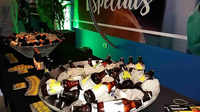 Cervejas estilo americana Jupiter American Pale Ale e Poli Mango
