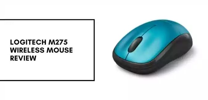 logitech m275 wireless mouse review