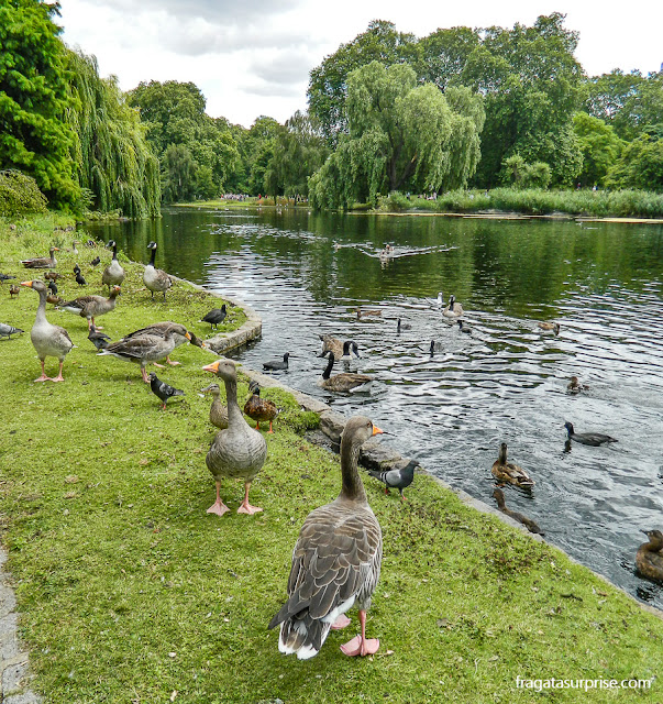 Saint James's Park, Londres