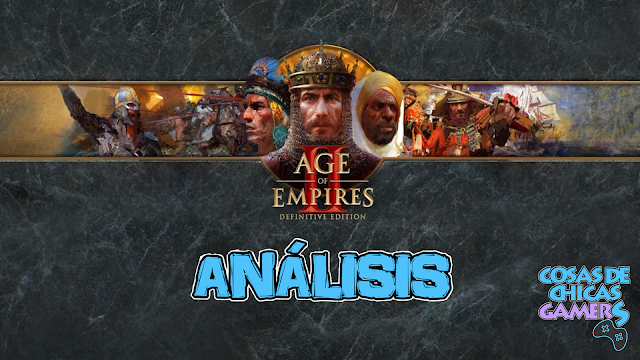 Encabezado Chicas Gamers Age of Empires II Definitive Edition