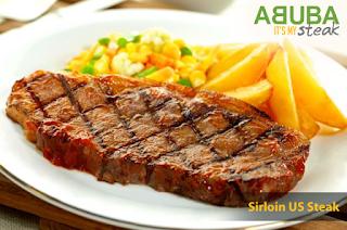 Sirloin-US ABUBA Steak