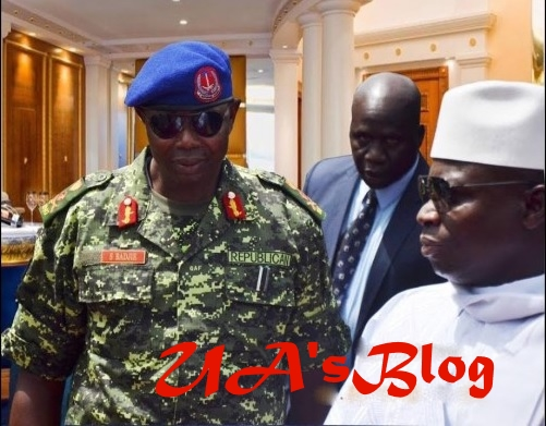 Military Authority Orders Arrest Of Army Generals