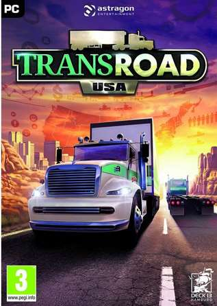 TransRoad USA PC [Full] [Español] [MEGA]