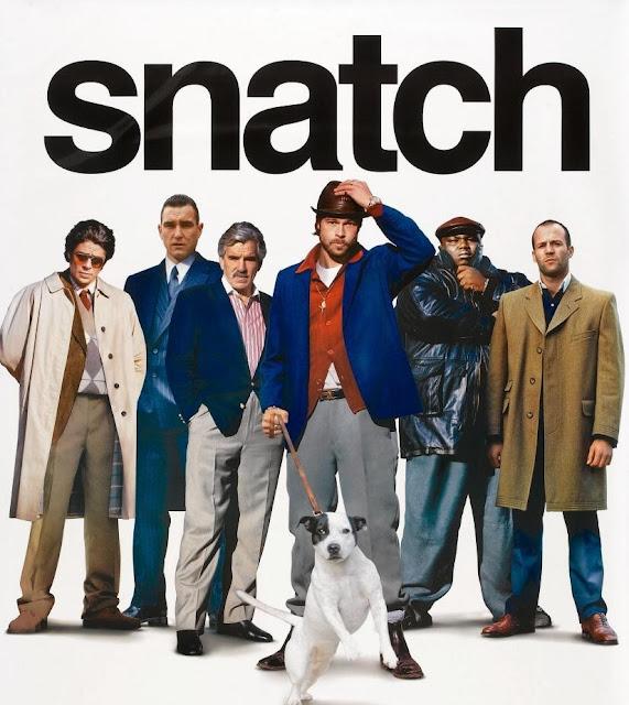 Snatch: El lado amable de la delincuencia