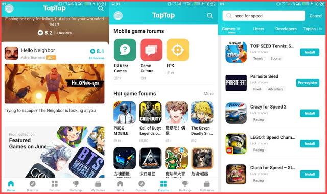 إجري بسرعة وحمل هذا المتجر الصيني الجديد وأحصل علي ألاف التطبيقات والألعاب المدفوعة والمهكرة مجانا