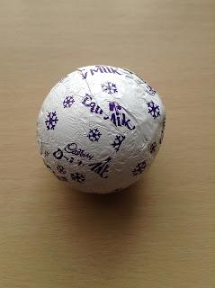 cadbury dairy milk snow balls