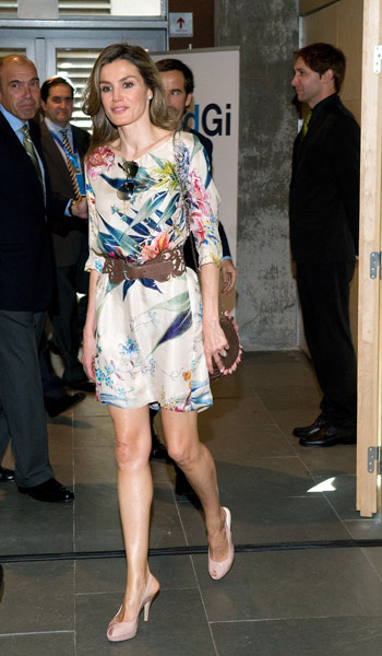 Princess Letizia Fashion Blog