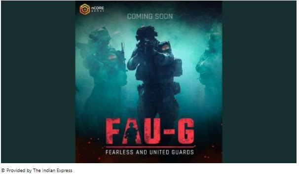 """The FAU-G was planned to be released by the end of October. PUBG ban 'accidental'"