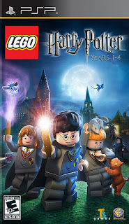 Lego Harry Potter Years 1–4 PSP GAME ISO