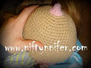 Niftynnifer s Crochet   Crafts  Breast Feeding Baby Hat Free Crochet ... dcc07fd8940