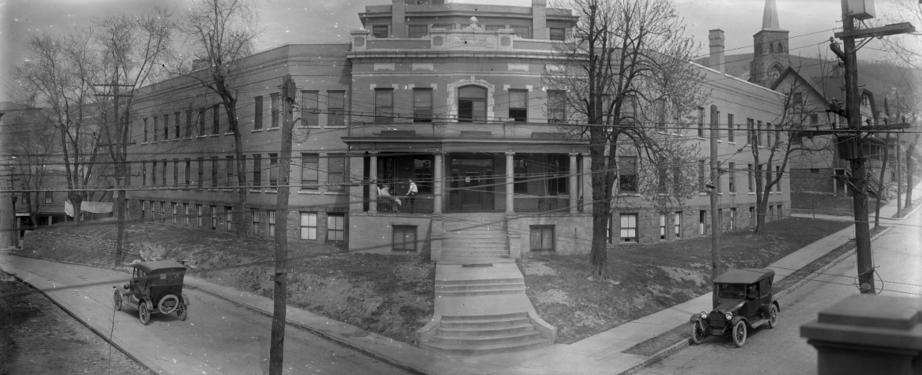 Brownsville General Hospital - Historic Panorama