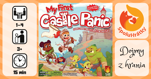 Recenze hry My First Castle Panic