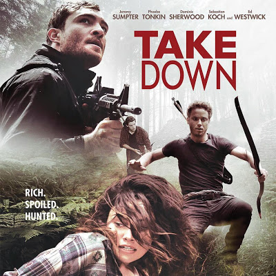 Film Action Terbaru: Take Down (2016) Subtitle Indonesia Gratis