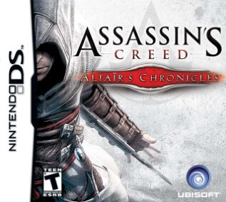 Rom Assassin's Creed Altair's Chronicles NDS