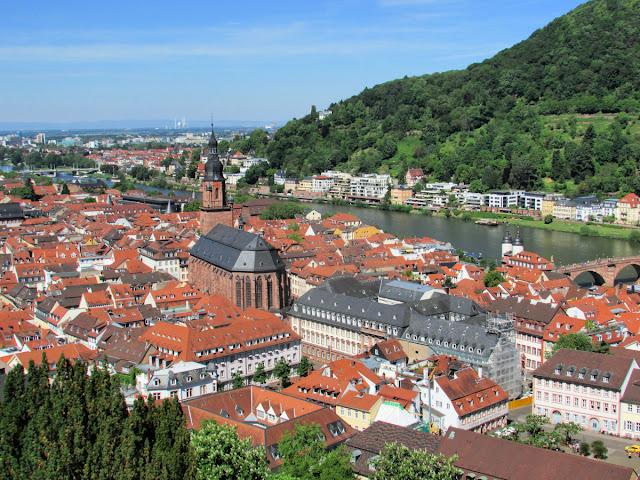 Road Trip From Frankfurt to Heidelberg