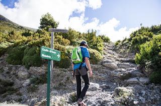 Mondoto Norte (1959m) bis Cuello Arenas - Wanderung im Ordesa Nationalpark