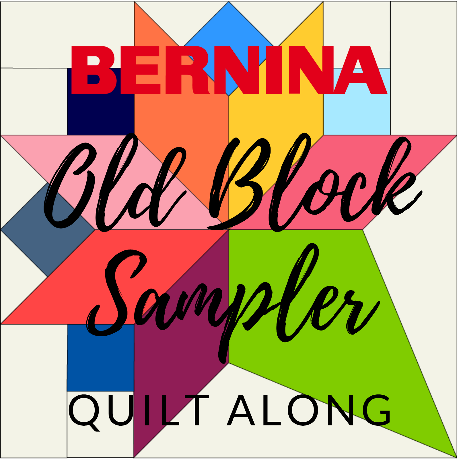BERNINA Old Block Quilt Along
