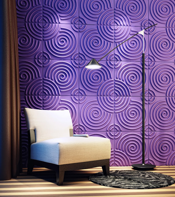 3d decorative wall paneling for modern living room wall decor