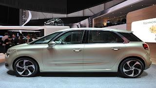 Dream Fantasy Cars-Citroën Technospace Concept