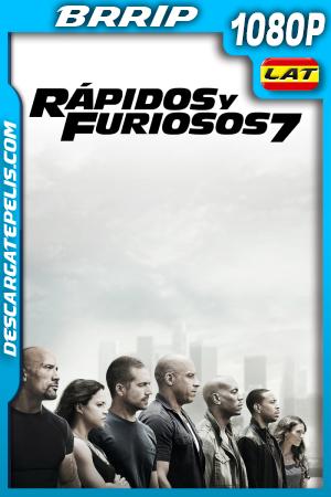Rápidos y Furiosos 7 (2015) 1080P BRRIP EXTENDIDA Latino – Ingles